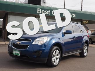 2010 Chevrolet Equinox LT w/1LT Englewood, CO 0