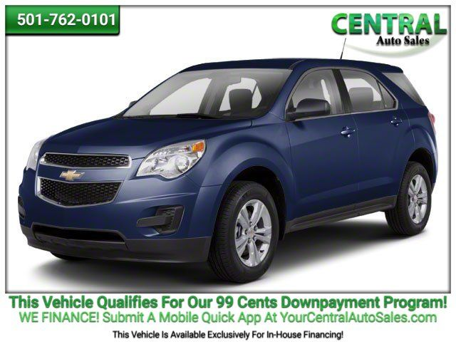 2010 Chevrolet Equinox LT w/1LT | Hot Springs, AR | Central Auto Sales in Hot Springs AR