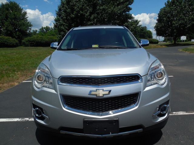 2010 Chevrolet Equinox LTZ Leesburg, Virginia 6