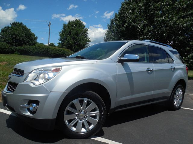 2010 Chevrolet Equinox LTZ Leesburg, Virginia 1
