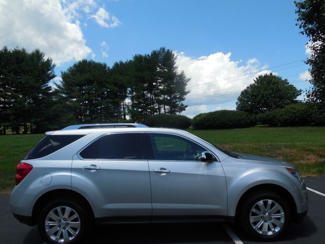 2010 Chevrolet Equinox LTZ Leesburg, Virginia 4