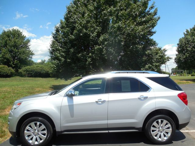 2010 Chevrolet Equinox LTZ Leesburg, Virginia 5