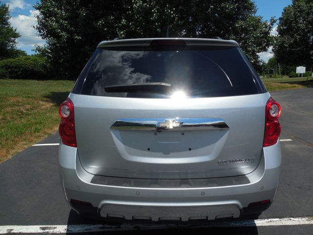 2010 Chevrolet Equinox LTZ Leesburg, Virginia 7