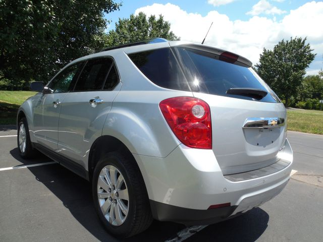 2010 Chevrolet Equinox LTZ Leesburg, Virginia 2