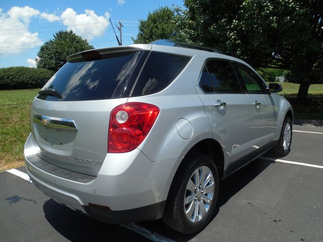 2010 Chevrolet Equinox LTZ Leesburg, Virginia 3