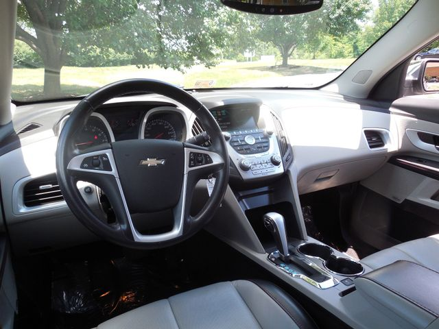 2010 Chevrolet Equinox LTZ Leesburg, Virginia 12