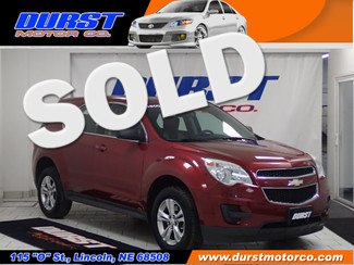 2010 Chevrolet Equinox LS Lincoln, Nebraska