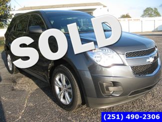 2010 Chevrolet Equinox LS | LOXLEY, AL | Downey Wallace Auto Sales in Mobile AL