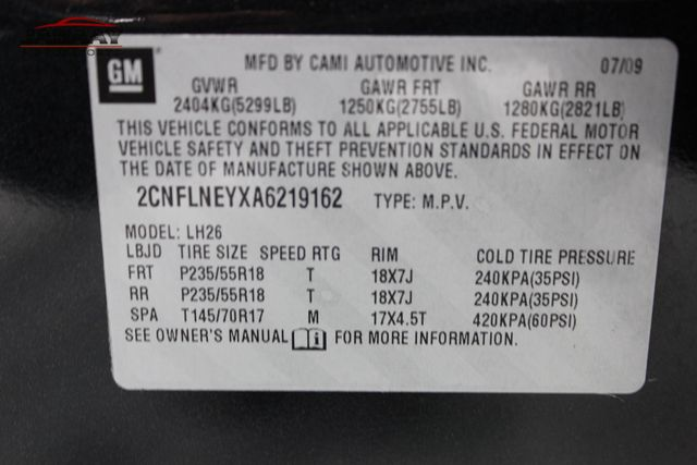 2010 Chevrolet Equinox LT w/2LT Merrillville, Indiana 48