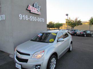 2010 Chevrolet Equinox LT w/2LT Sacramento, CA 1