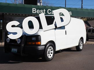2010 Chevrolet Express Cargo Van 1500 Englewood, CO