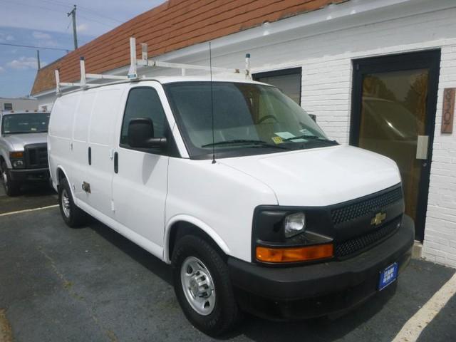 2010 Chevrolet Express Cargo Van Richmond, Virginia 0