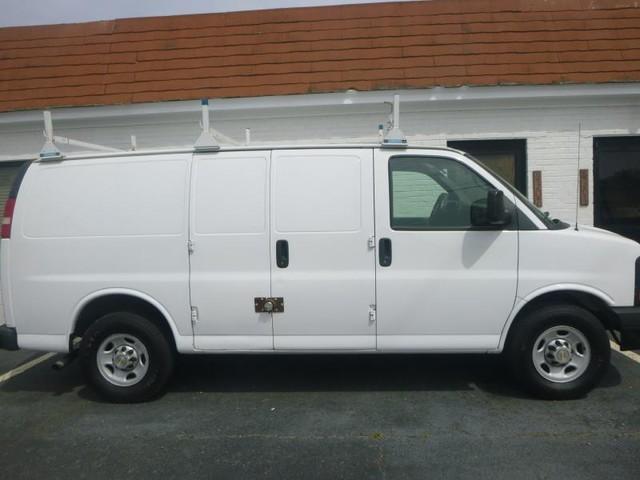 2010 Chevrolet Express Cargo Van Richmond, Virginia 1