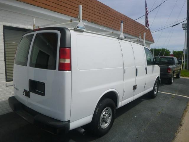 2010 Chevrolet Express Cargo Van Richmond, Virginia 2