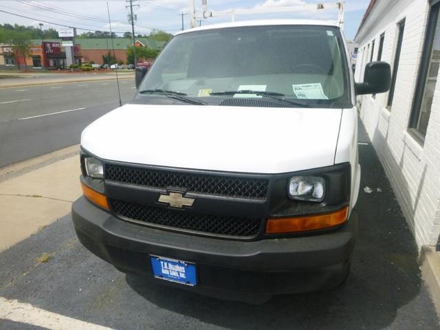 2010 Chevrolet Express Cargo Van Richmond, Virginia 5