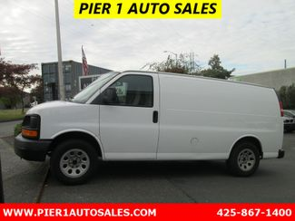 2010 Chevrolet Express Cargo Van Seattle, Washington 0
