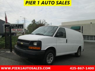 2010 Chevrolet Express Cargo Van Seattle, Washington 1