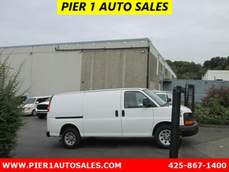 2010 Chevrolet Express Cargo Van Seattle, Washington 12