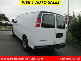 2010 Chevrolet Express Cargo Van Seattle, Washington 14