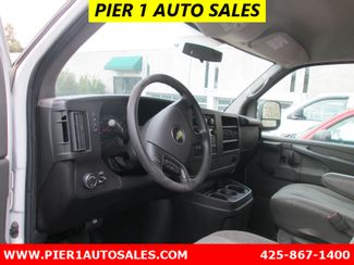 2010 Chevrolet Express Cargo Van Seattle, Washington 16