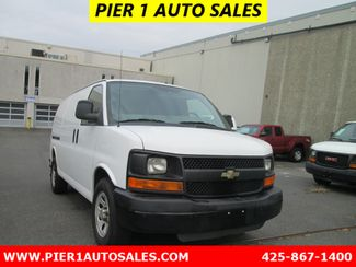 2010 Chevrolet Express Cargo Van Seattle, Washington 2