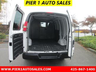 2010 Chevrolet Express Cargo Van Seattle, Washington 6