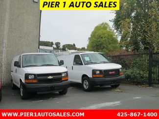 2010 Chevrolet Express Cargo Van Seattle, Washington 8