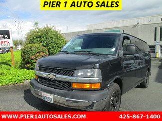 2010 Chevrolet Express Cargo Van Seattle, Washington