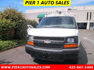 2010 Chevrolet Express Cargo Van Seattle, Washington 15
