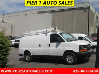 2010 Chevrolet Express Cargo Van Seattle, Washington 17
