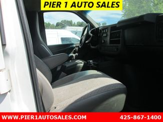 2010 Chevrolet Express Cargo Van Seattle, Washington 18