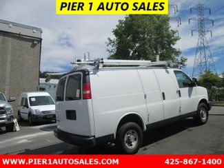 2010 Chevrolet Express Cargo Van Seattle, Washington 20