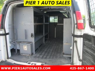 2010 Chevrolet Express Cargo Van Seattle, Washington 21