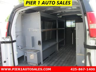 2010 Chevrolet Express Cargo Van Seattle, Washington 22