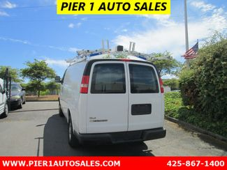 2010 Chevrolet Express Cargo Van Seattle, Washington 23
