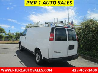 2010 Chevrolet Express Cargo Van Seattle, Washington 24