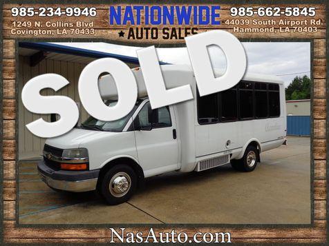 2010 Chevrolet G30 Express Shuttle Bus  3500 in , Louisiana