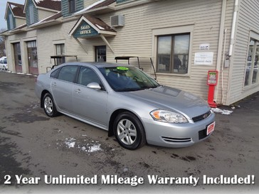 2010 Chevrolet Impala LS in Brockport,