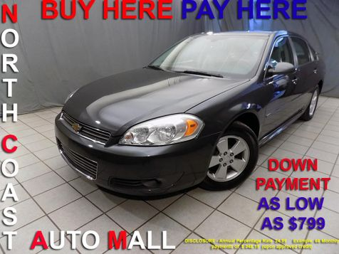 2010 Chevrolet Impala LT As low as $799 DOWN in Cleveland, Ohio