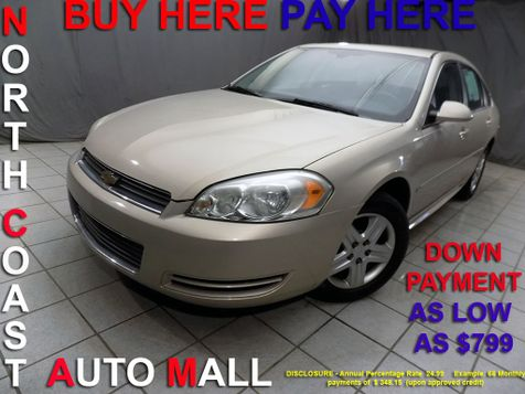 2010 Chevrolet Impala LS As low as $799 DOWN in Cleveland, Ohio