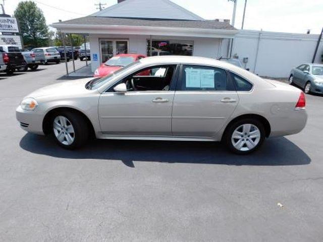 2010 Chevrolet Impala LS Ephrata, PA 6