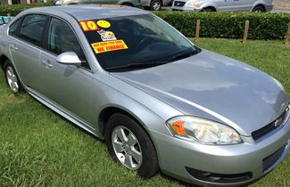 2010 Chevrolet Impala LT Knoxville, Tennessee 2