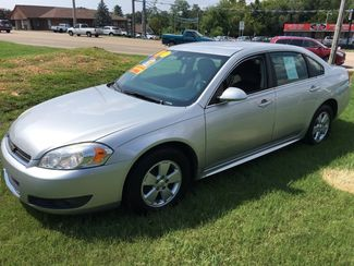 2010 Chevrolet Impala LT Knoxville, Tennessee 1