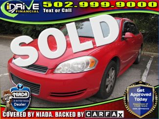 2010 Chevrolet Impala LS | Louisville, Kentucky | iDrive Financial in Lousiville Kentucky