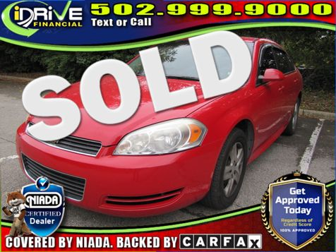 2010 Chevrolet Impala LS | Louisville, Kentucky | iDrive Financial in Louisville, Kentucky