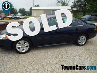 2010 Chevrolet Impala LS | Medina, OH | Towne Auto Sales in Medina OH