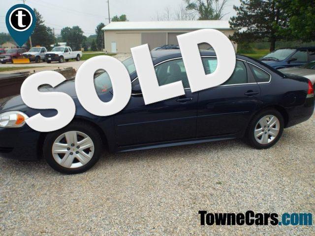 2010 Chevrolet Impala LS   Medina, OH   Towne Auto Sales in Medina OH