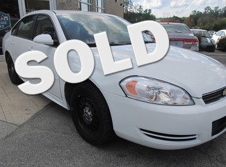 2010 Chevrolet Impala Police Raleigh, NC