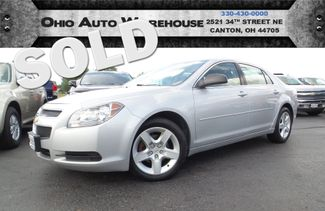 2010 Chevrolet Malibu 30 MPG 1-Owner Clean Carfax We Finance | Canton, Ohio | Ohio Auto Warehouse LLC in  Ohio