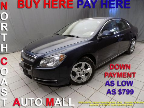2010 Chevrolet Malibu LT w/1LT As low as $799 DOWN in Cleveland, Ohio